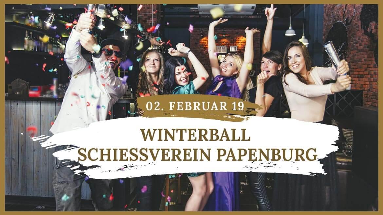 Event Winterball Schießverein 2019